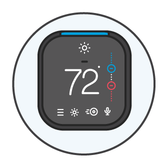 Thermostat Icon